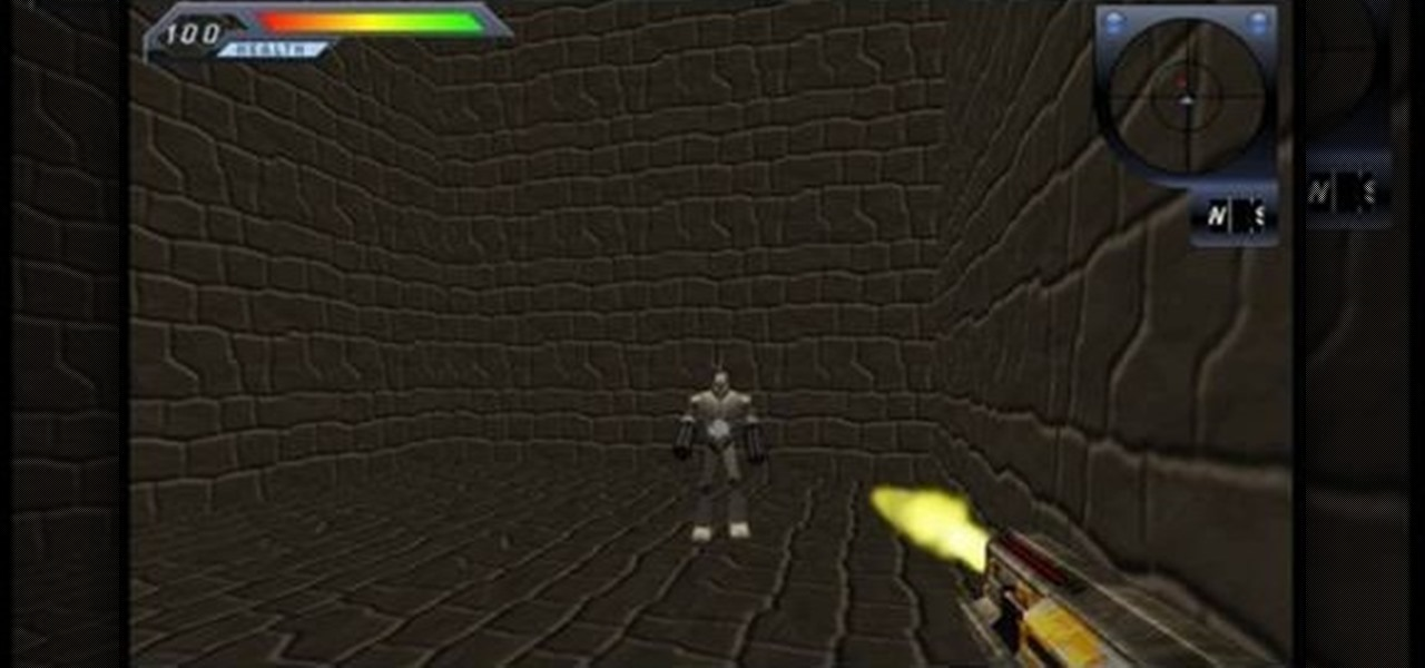 How To Design Your Own First Person Shooter Game Using