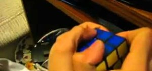 Break in a Rubik's Cube so that it solves beautifully