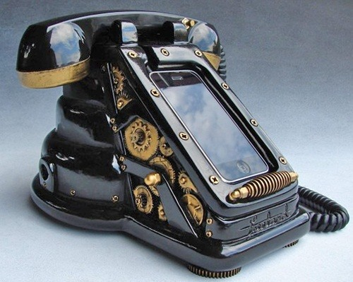 Why Steampunks Shouldn't Buy iPhones
