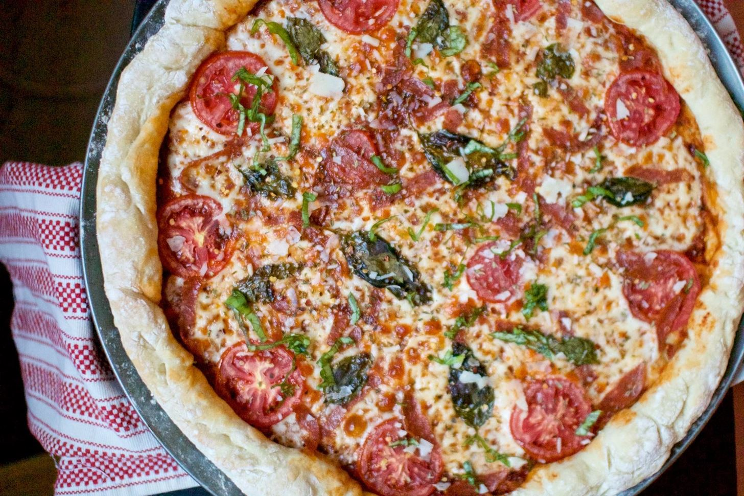 Everything You Need to Know About Everyone's Favorite Food—Pizza