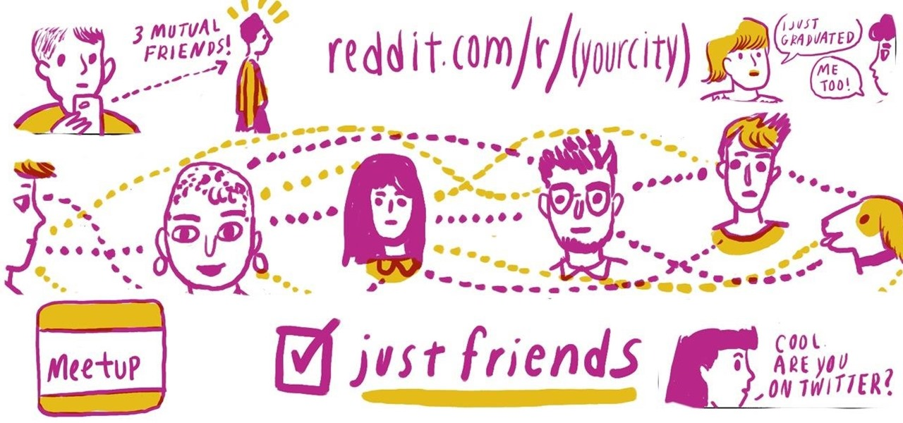 Make New Friends After College (And Revive Your Social Life)