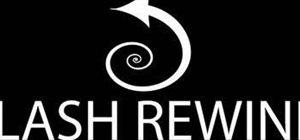 Rewind or reverse animations created using Flash CS3
