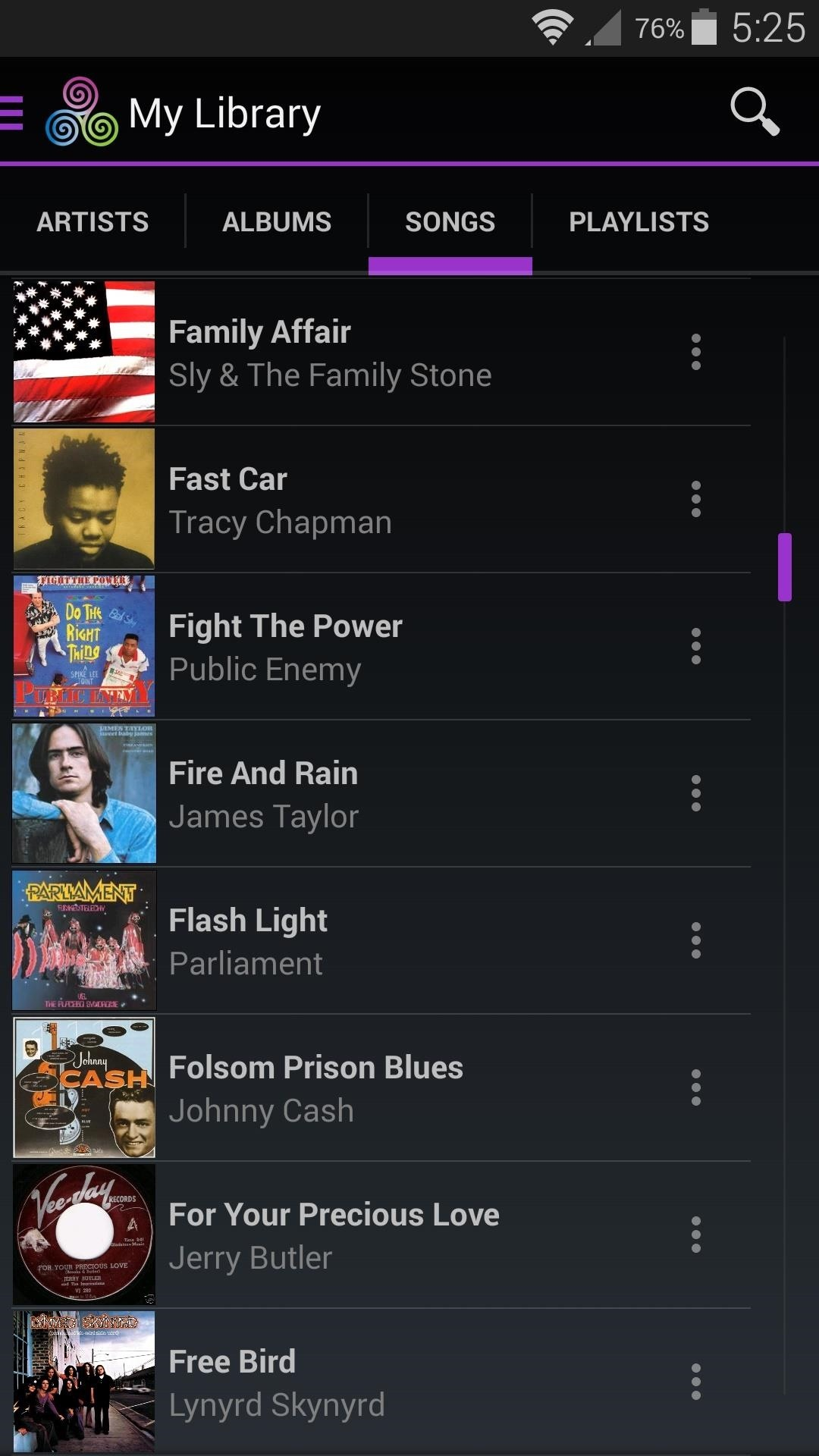 How to Share Your Android's Music Library with All of Your Friends