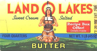 How to Do the Land O'Lakes Indian Butter (Boob) Trick
