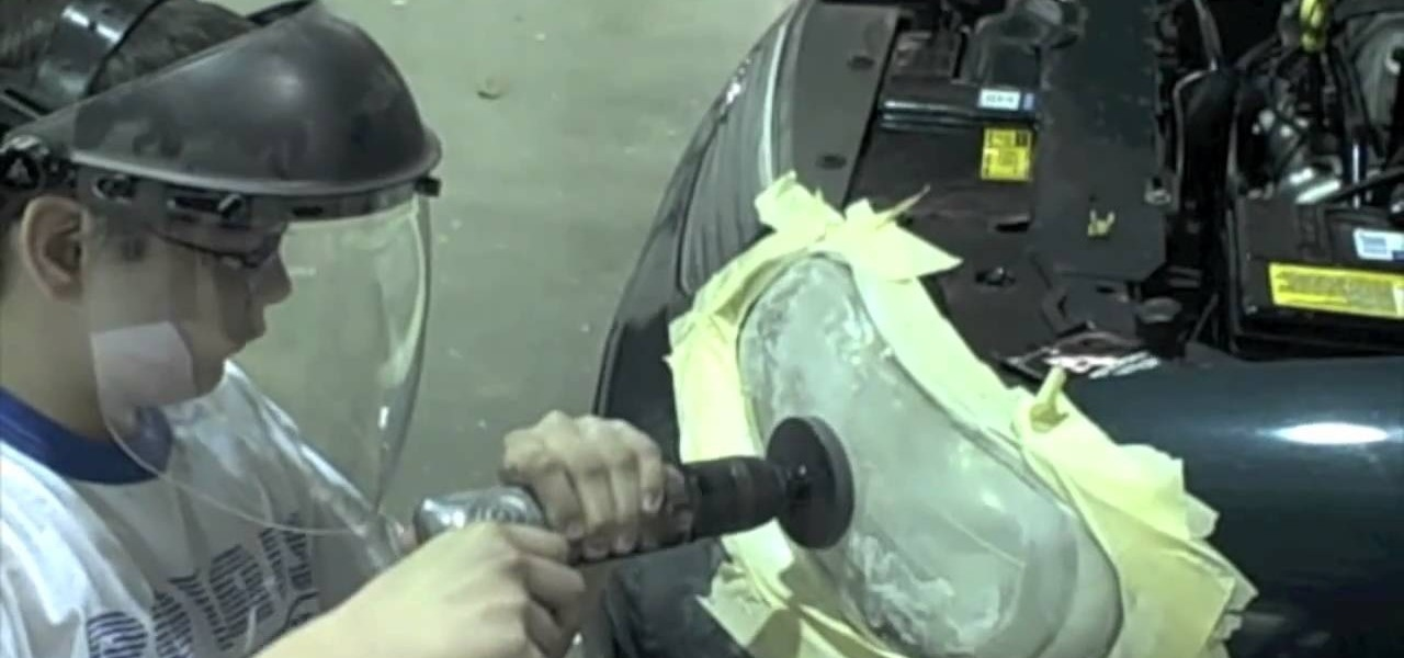 How To Restore Your Headlights Using Toothpaste Car Mods