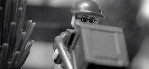 Shoot the Delivery Man - LEGO Film Teaser