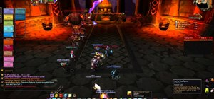 Beat the Omnotron Defense System boss in Blackwing Descent in WoW: Cataclysm