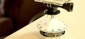 Use an Old Kitchen Timer For Panning Time Lapse Video