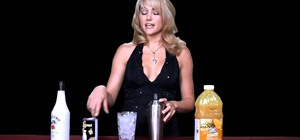 Mix a piña colada with coconut rum, coconut cream and pineapple juice