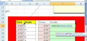 Do a reverse-order VLOOKUP with Excel's INDEX & MATCH