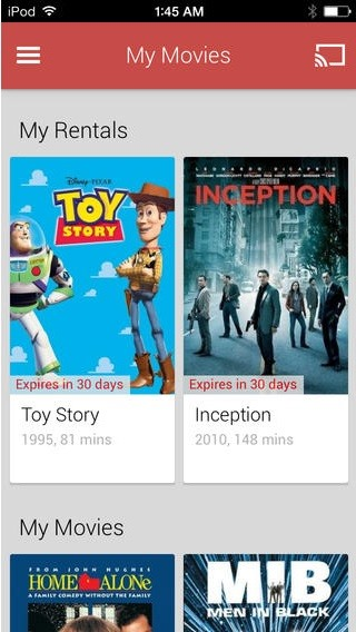 how to watch movie from ipad to apple tv