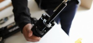 Modify a Glidecam with a Steadicam arm and vest
