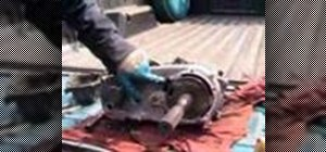 Rebuild a 1998 Dodge Dakota 4x4 transfer case