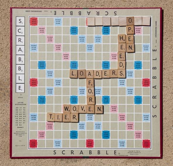Scrabble Game Board Rules