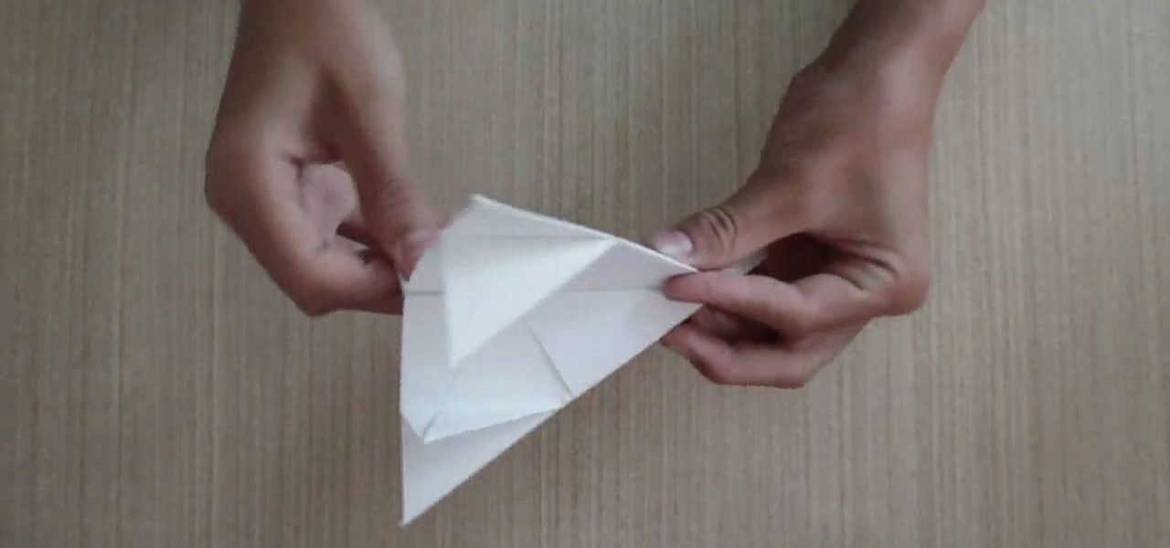 how to create a dangerous looking fast paper plane papercraft  how to make a fast paper jet