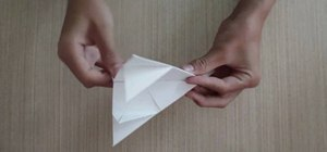 Make a fast paper jet