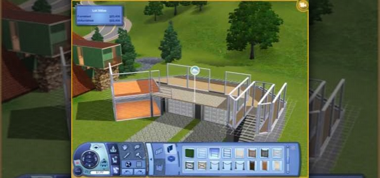How To Construct A Nice House For Your Sims To Live In