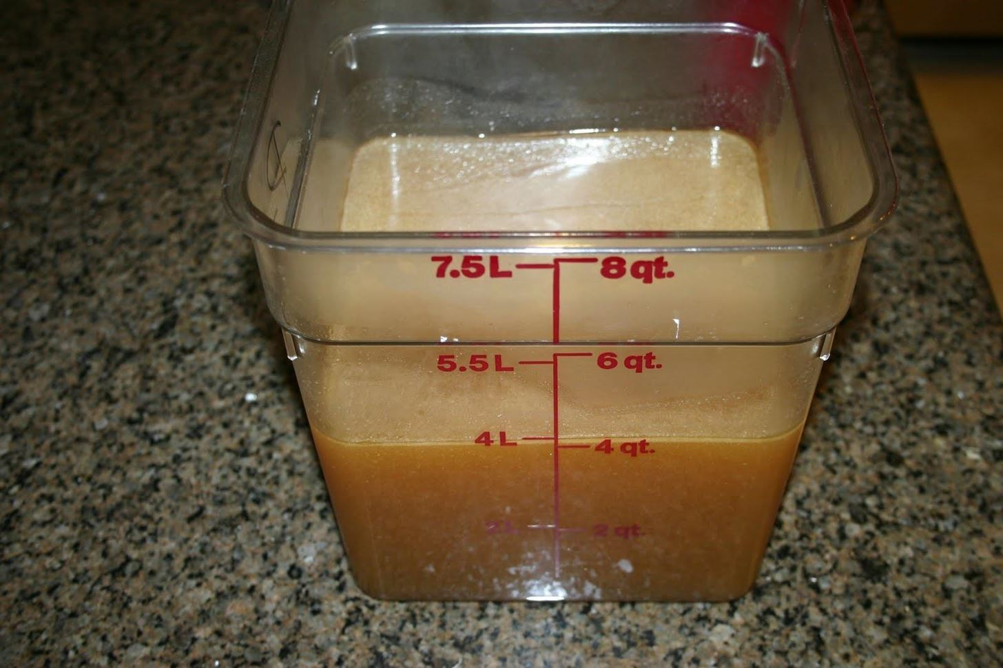 How to Easily Separate Fat from Stock, Soup, or Meat Drippings