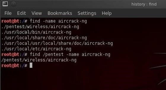 Hack Like a Pro: Linux Basics for the Aspiring Hacker, Part 4 (Finding Files)