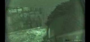 Beat the first level in Splinter Cell: Chaos Theory