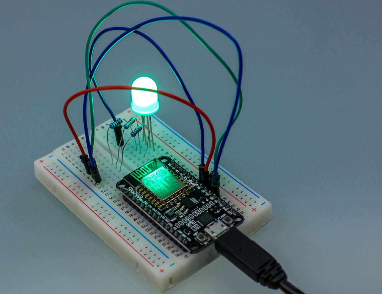 How to Program a $6 NodeMCU to Detect Wi-Fi Jamming Attacks in the Arduino IDE