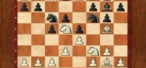 Transpose into a king's Indian attack in opening chess
