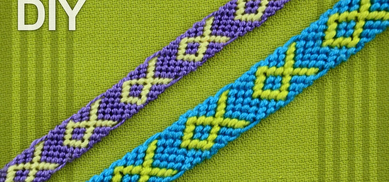 Make a Macrame Bracelet with Fish Symbol