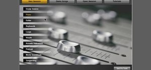 Use the Transport tool in Pro Tools SE
