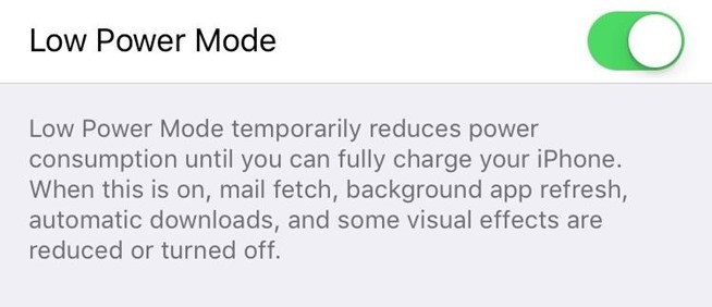 How to Increase Battery Life on Your iPhone Running iOS 9