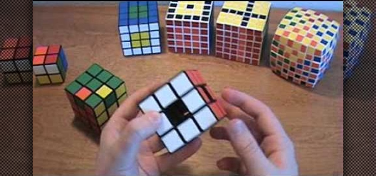 How to Solve the parity error with the Void Cube « Puzzles