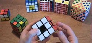 Solve the parity error with the Void Cube