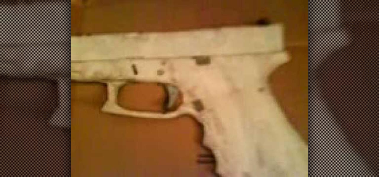 Gold Replica Guns Replica Prop of Any Gun