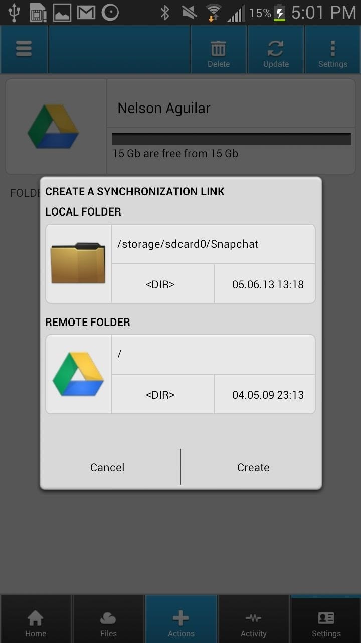 How to Manage All Your Cloud Storage Accounts from One App on Your Samsung Galaxy Note 2