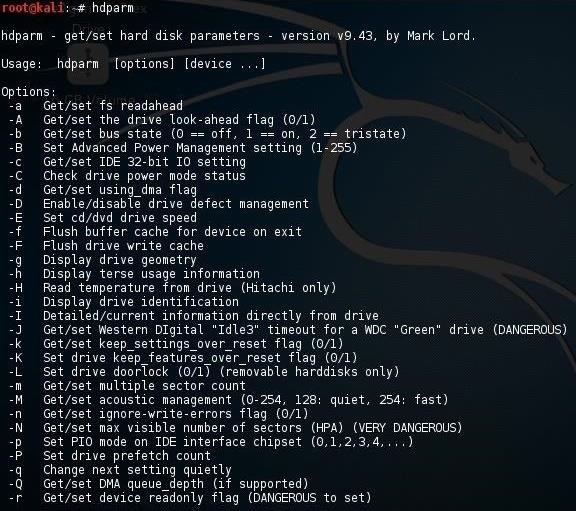 Linux Basics for the Aspiring Hacker: Managing Hard Drives