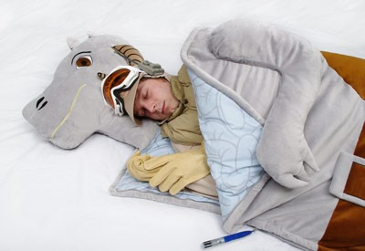 Tauntaun Sleeping Bags: Star Wars Fans