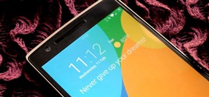 Remove the Grassy Background on Your Galaxy S5's Stock ...