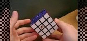 Solve the 4x4 Rubik's Cube Revenge the easy way