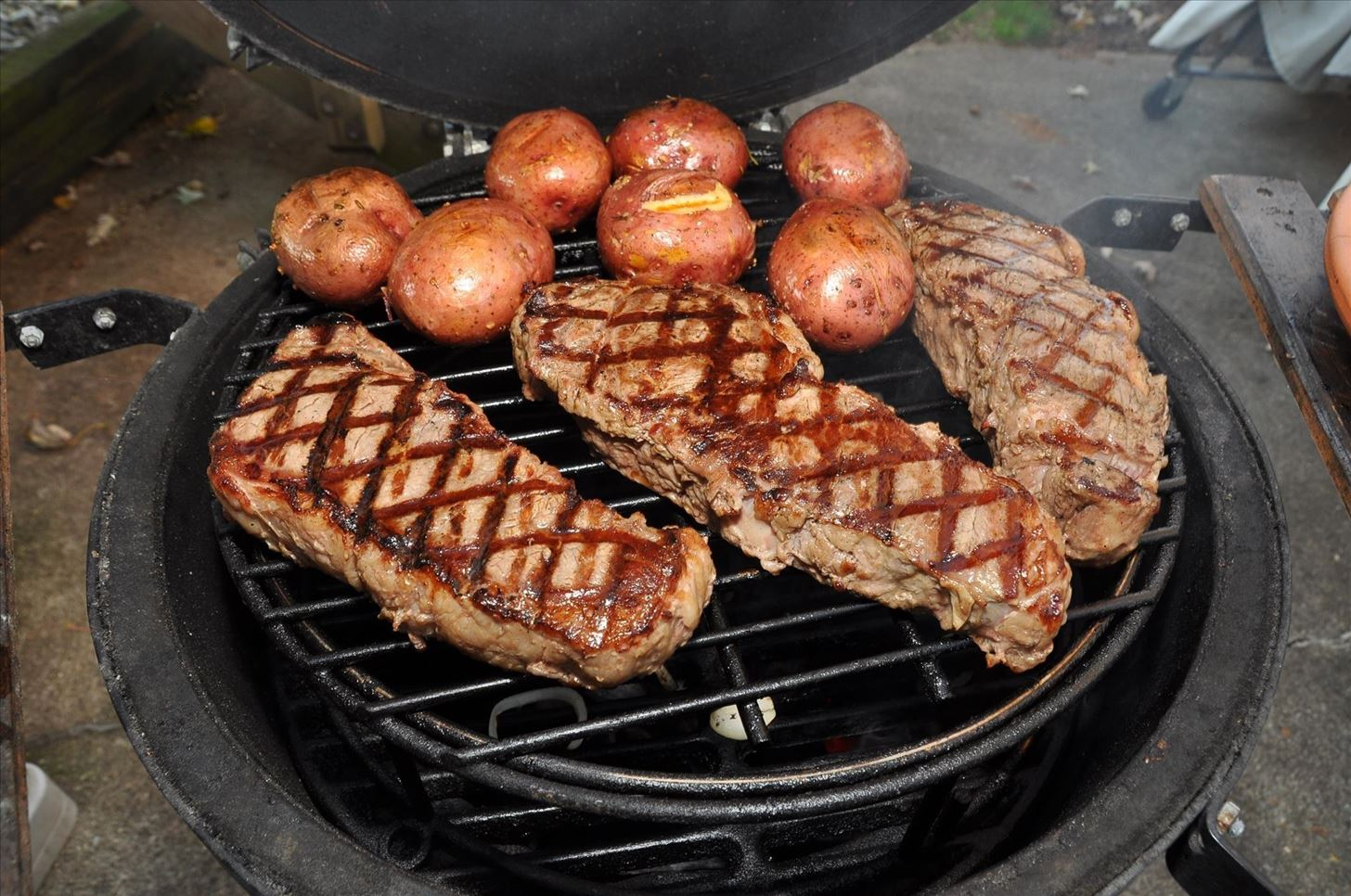 Food Tool Friday: Meet the Big Green Egg—The Ultimate Cookout Machine