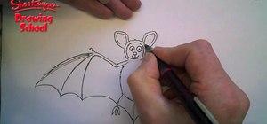 Draw a bat