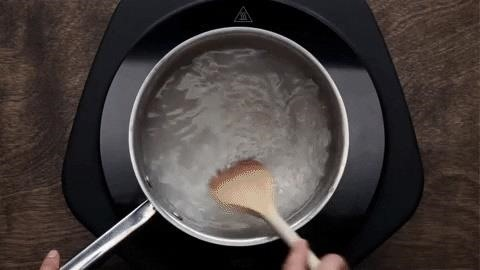 You're doing it wrong - this is the easiest way to make rice