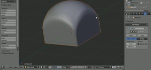 Create rounded-off square forms in Blender 2.5