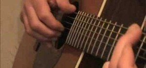 "Play Jackson C. Frank's ""Blues Run the Game"" on guitar"