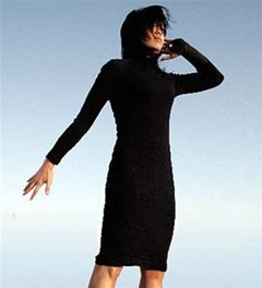 Sexy Black Dress = Cell Phone?