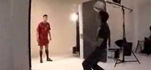 Cristiano Ronaldo vs. Photographer