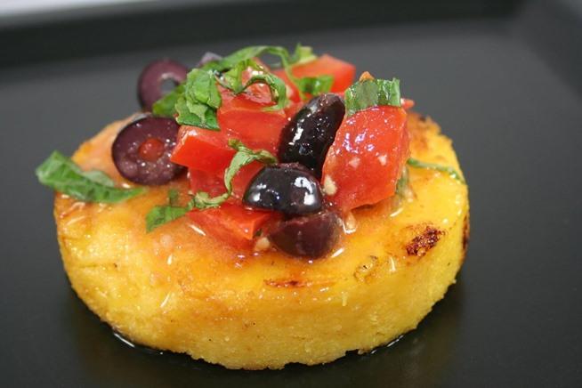 Polenta Cutouts Recipes — Dishmaps