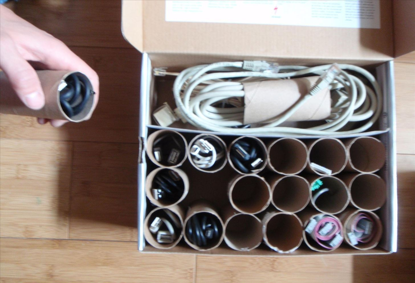 Miniature TP Tube Dioramas, Plus 4 Other Ideas for Reusing Toilet Paper Tubes