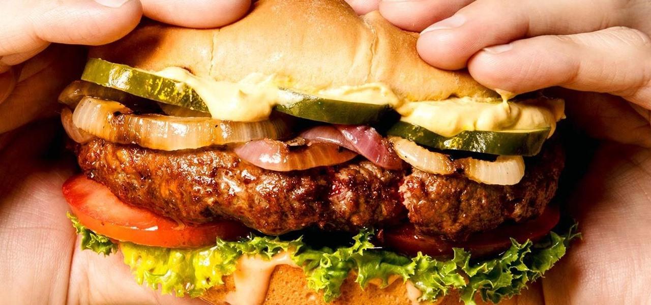 High-Tech Plant Burgers Look, Feel & Taste Just Like Real Meat