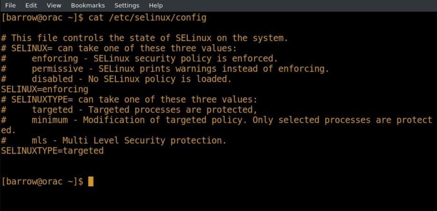 How to Use SELinux Targeted Policy to Secure Your Hosts