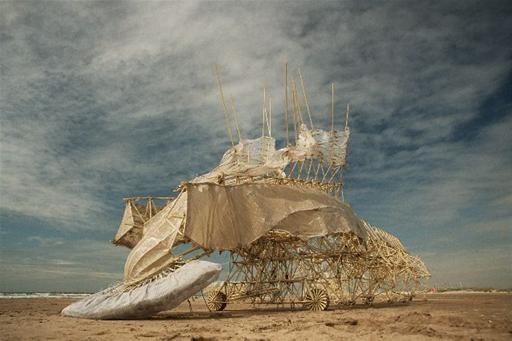Magical Beach Marauding Machines
