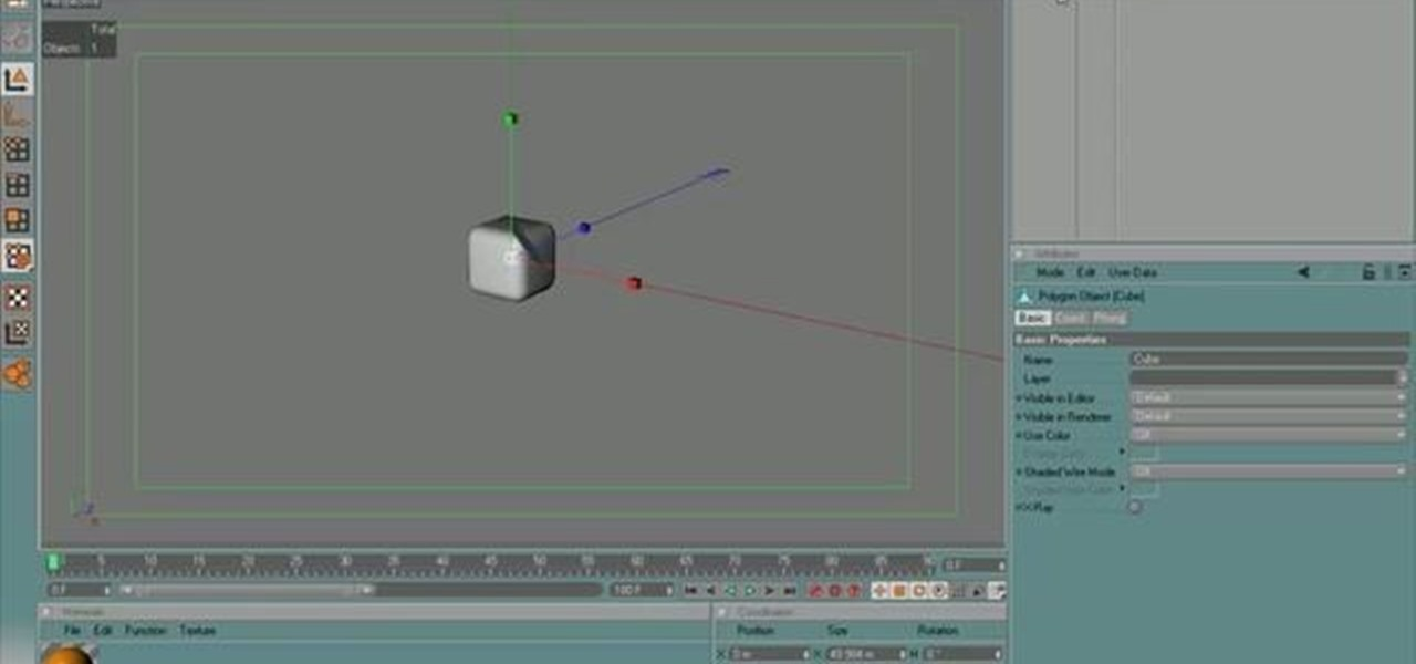 How To Destroy A Wall Using Realflow And Rigid Body